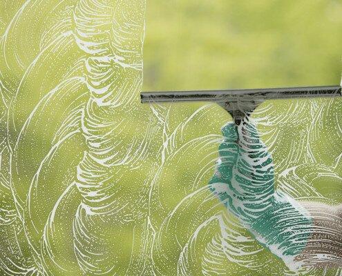 mycie witryn